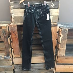 Miss Me Girls Size 10 Super Skinny Jeans NWT